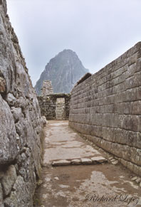 Machu Picchu : Photo Richard Lopez